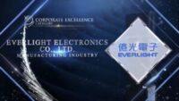 億光電子榮獲第15屆2021年亞太傑出企業獎(Asia Pacific Enterprise Awards ; APEA)「卓越企業管理獎」